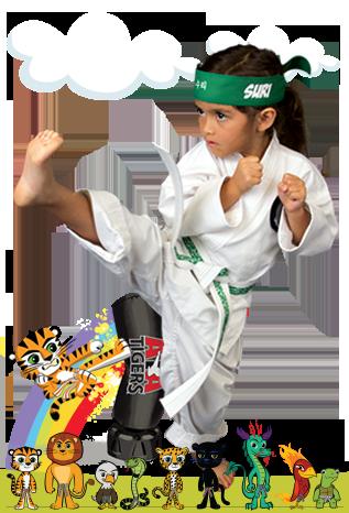 ATA Martial Arts Andover Martial Arts  - ATA Tigers